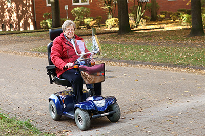 How can a mobility scooter benefit me?