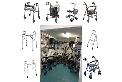 The Differences Between Mobility Rollators and Walkers