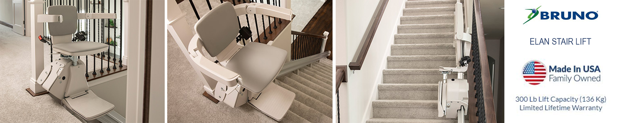 Elan Stairlift 3050