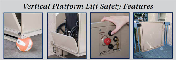 Porch Lift Safety