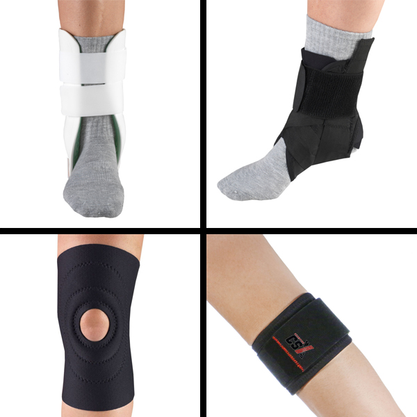 Ankle Knee Supports