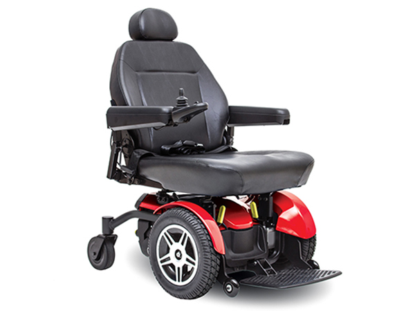 Power Wheelchairs Jazzy Elite 14