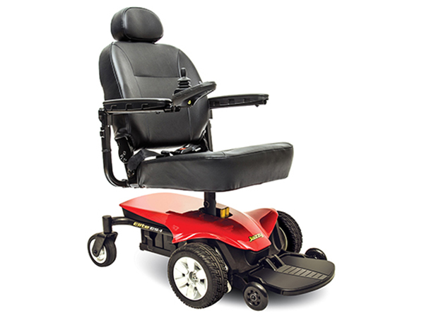 Power Wheelchairs Jazzy Elite ES 1