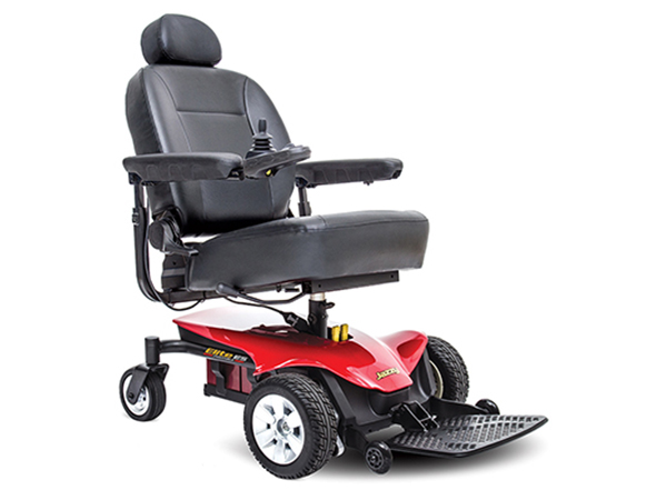 Power Wheelchairs Jazzy Elite Es Portable