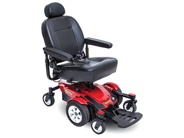 Power Wheelchairs Jazzy Select 6