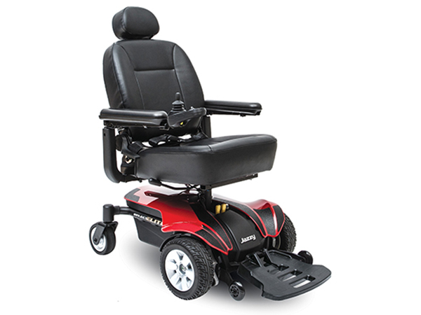 Power Wheelchairs Jazzy Select Elite