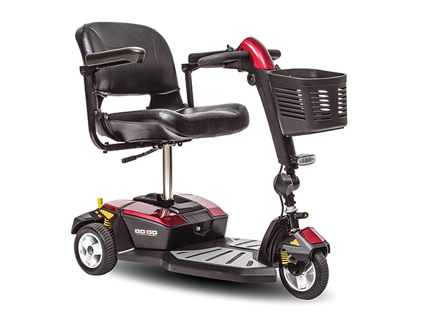 Scooter Go-Go LX WCTS 3-Wheel