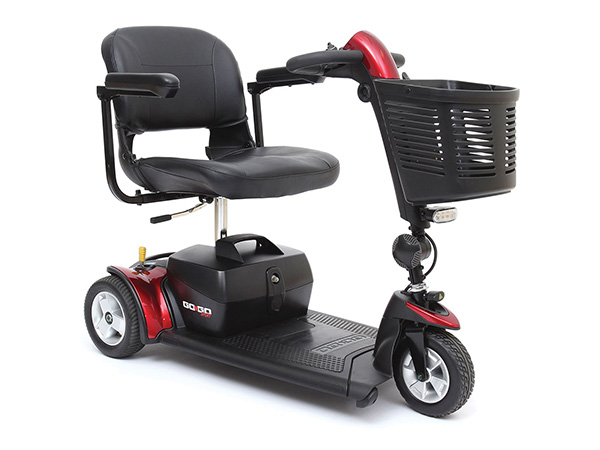 Scooter Go-Go 3-Wheel