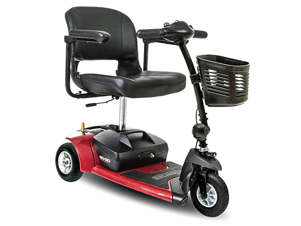 Scooter Go-Go Ultra X 3-Wheel
