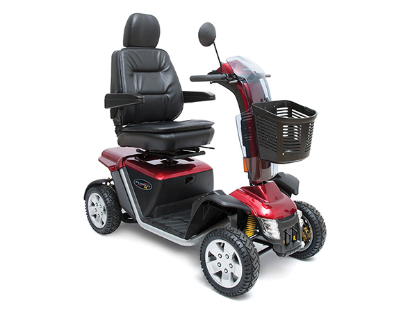 Scooter Pursuit XL 4-Wheel