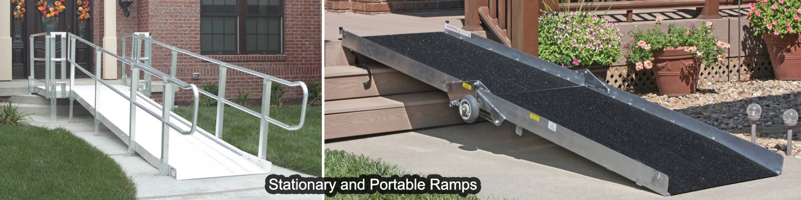 Stationary and Portable Ramps